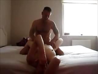 Love sucking a cock in front of wife