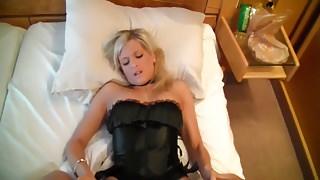 Beautiful Amateur Struggles With A Big Dick