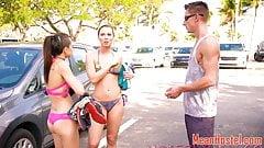 free big breast black vids