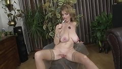 Mature Woman Masturbation