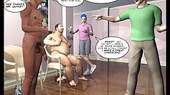 3D Gay World Pictures The biggest gay movie studio 3D comics