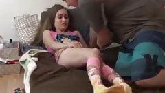Zadarmo porno Teen Creampie