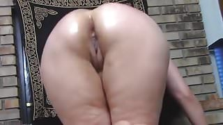 Busty slut with amazing fat ass