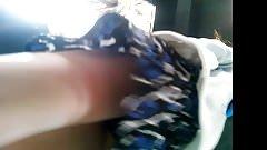 Boso Upskirt Black  Kinis panty