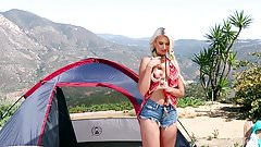 Twistys.com - Blondy in the desert xxx scene with Gigi Allen