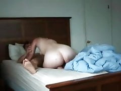 Hot MOM films herself with her son's friend