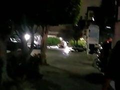 Street ass flash