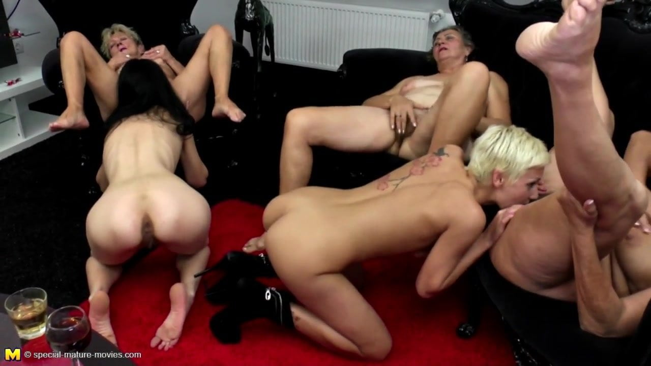 Big Hot Group Sex With Grannies Moms And Girls Hd Porn 05