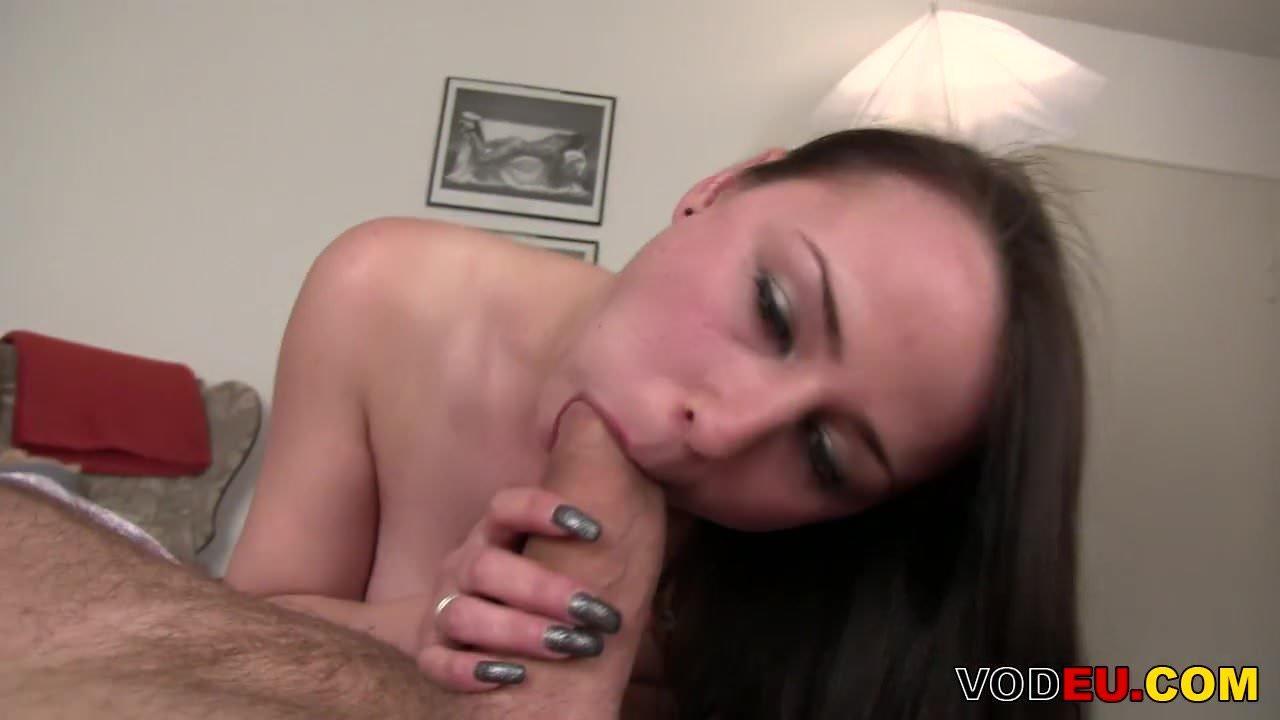 brunette madchen porno