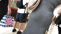 Big Booty Latina Milf in Tight Dress
