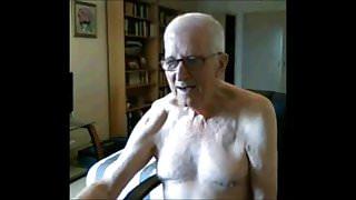 Naked old men