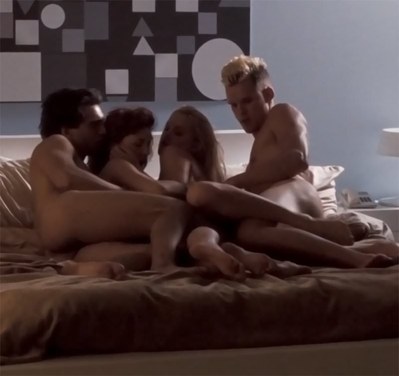 The Amber heard sex scene