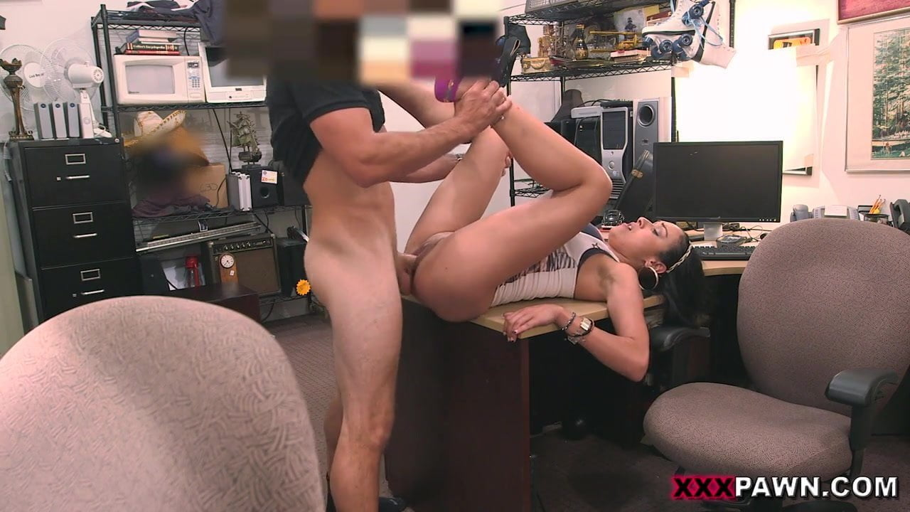Latina slut cash some titty Big is a for
