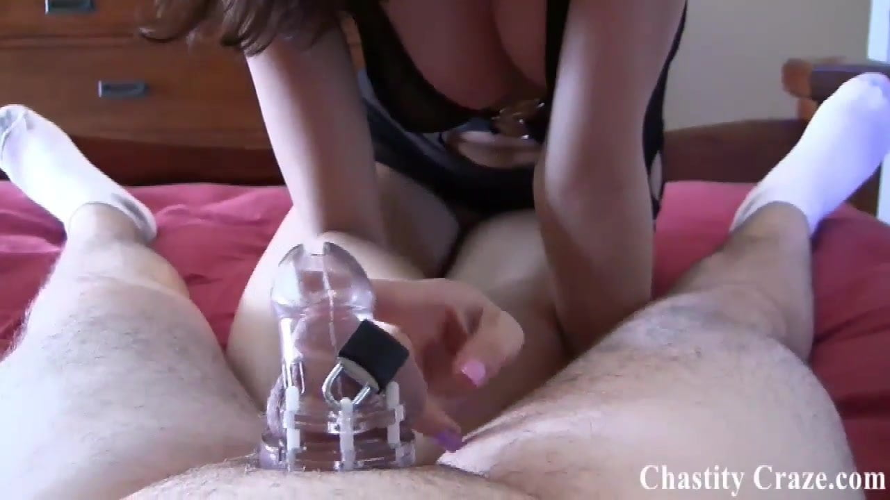 This chastity device will solve all your problems
