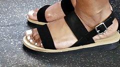 my neighbor feet in sandals pt2