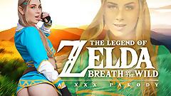 Юной блондинке-принцессе Zelda нужен главный меч, он же твой хуй