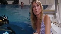 sandrine arsizec bikini