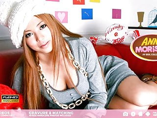 Download video bokep Alluring Japanese chick Anna Morisaki enjoys being doggy sty Mp4 terbaru