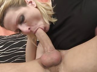 Taboo home sex with mature mom and not her son