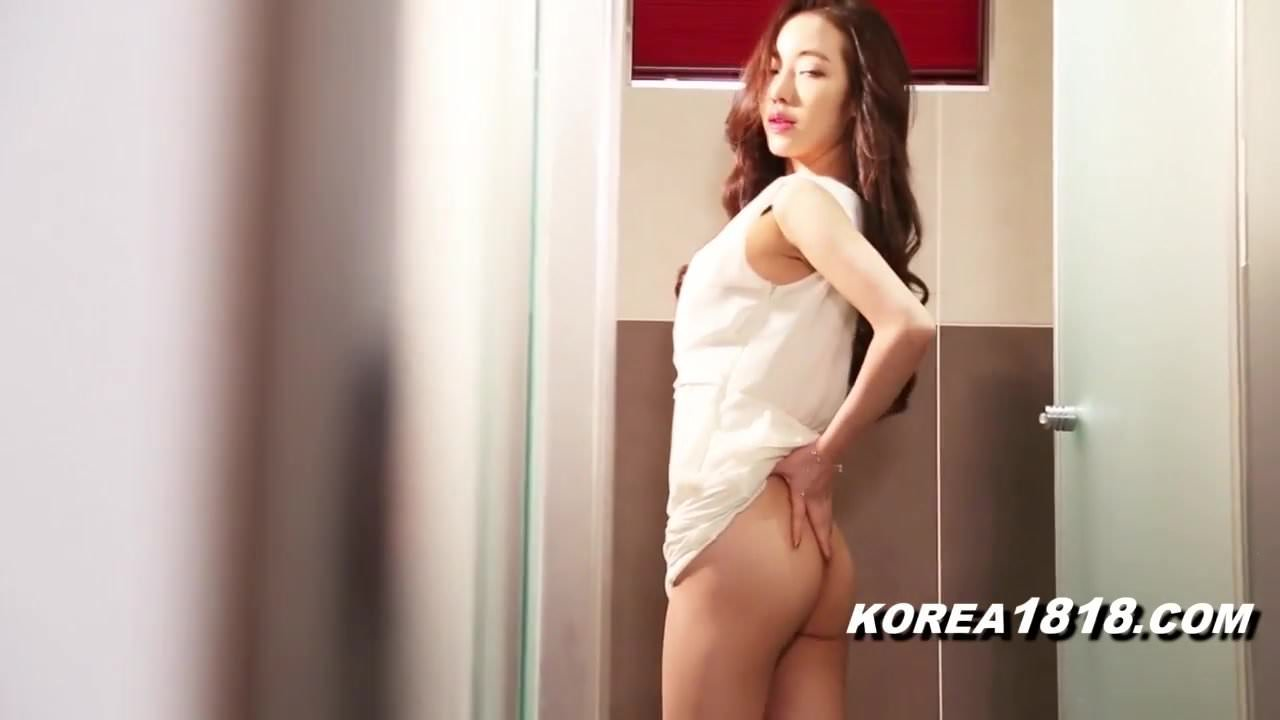 Korean lady naked