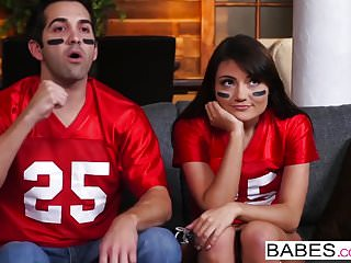 Babes - Snack AttackstarringLucas Frost and Adria Rae cl