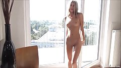 Gina Gerson Hot Solo Masturbation