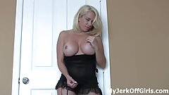 Let me work that big cock of yours until you cum JOI