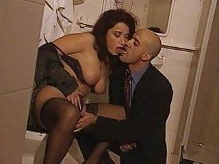 Erica Bella get fucked in the toilet