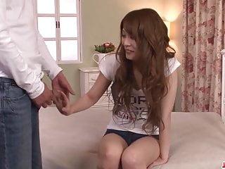 Rika Aiba makes magic with sucking- More at Japanesemamas.