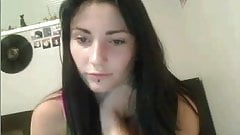 Webcamz Archive - Horny Chick From Chatroulette