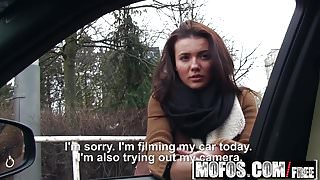 Mofos - Stranded Teens - Pretty Hitchhiker Has a Nice Ass st