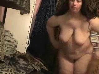 Chubby bbw wife in nikes