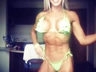 lady sexymuscle hotfitness