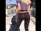 Hot Blonde Perfect Ass