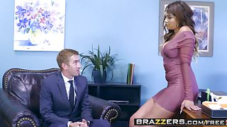 Brazzers - Big Tits at Work - Cassidy Banks and Danny D -  Y
