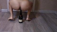 Alina bottle fucked