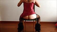Sexy Turkish Girl Ayse (Secretary Show)
