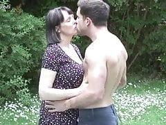 british mom and boy