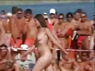 Nude Beach - Beauty Contest