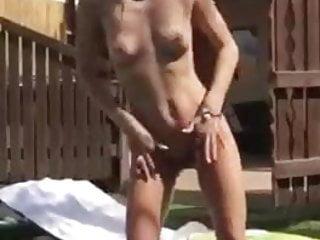 Israeli Dances Outside