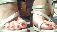 toeloop shoes with nice feet