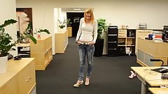 HEELS IN THE OFFICE