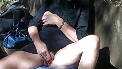 Masturbate in the woods's Thumb
