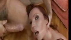 redhead get hard face fuck