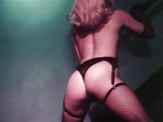 HUMPS - vintage 70's dance strip fuck blonde nylons