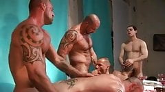 After Dinner Orgy