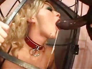 hot blonde gets anal fuck from a monster cock - by Sheddeer