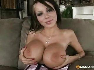 Busty Cock Taker Danielle Derek