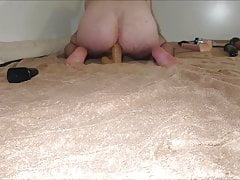 Best Dildo Session of my Life - Part 1