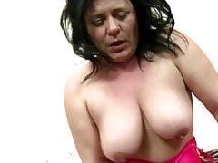 Sex bomb mother fucks not her son